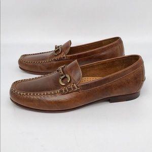 Martin Dingman Shoes - Martin Dingman Old Row Bit Loafer